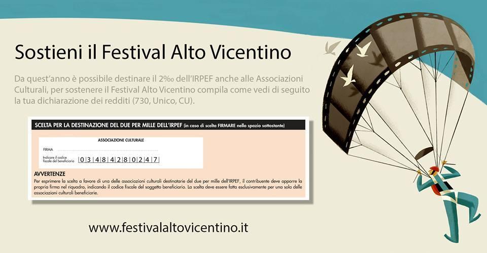 2x1000 festival alto vicentino agas
